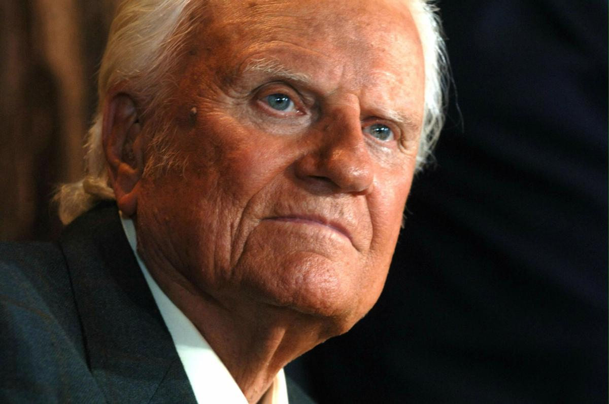 Billy Graham, 99; evangelist, chaplain to world leaders