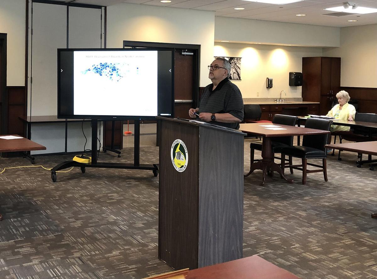 McDowell Commissioners hear about Charter's broadband Internet efforts