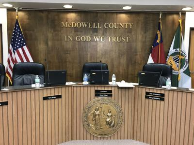 McDowell Commissioners discuss litter problem