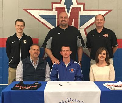 Titans' McRary signs with Milligan