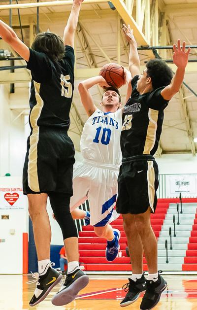 Titans fall to Draughn in OT at Freedom Tournament