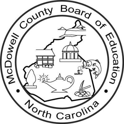 McDowell County Board of Education logo