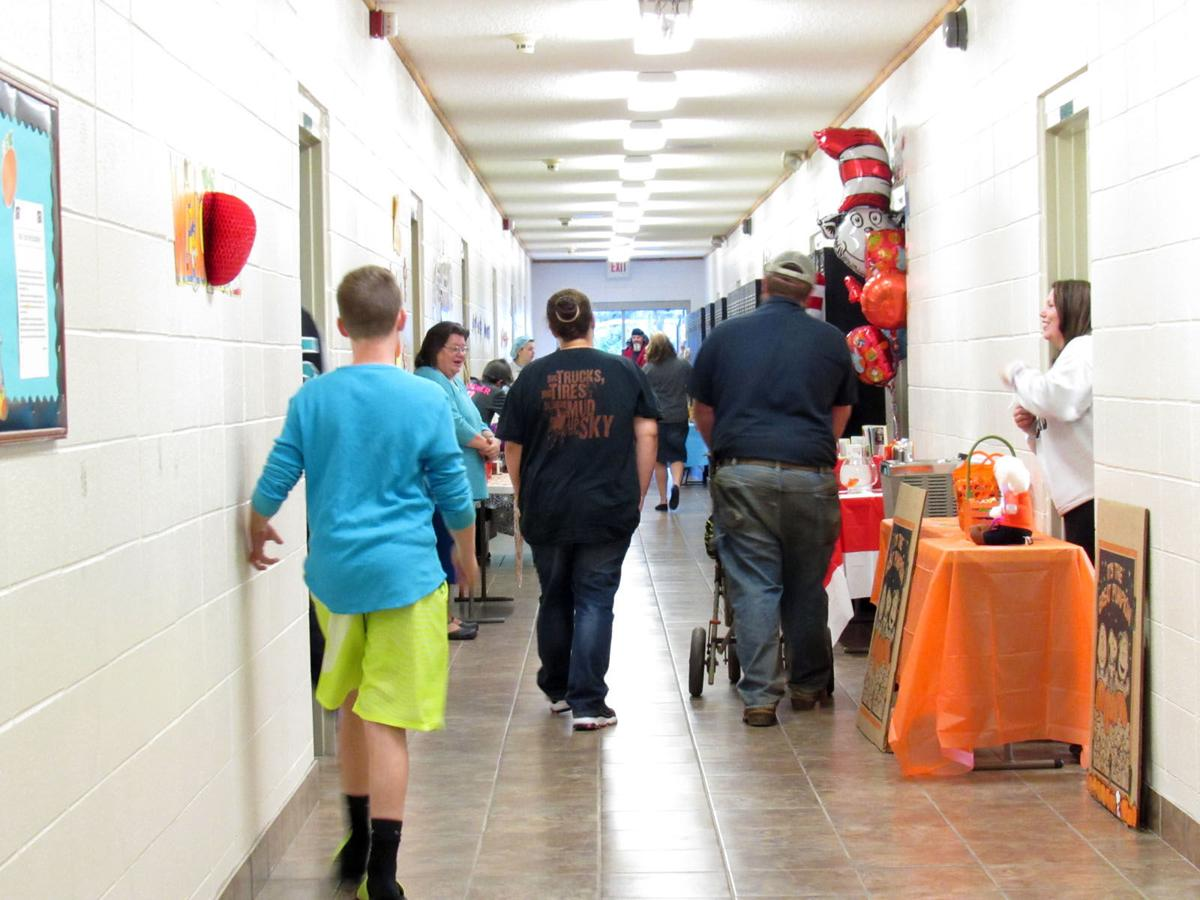 Church operates indoor trick-or-treating for special needs families