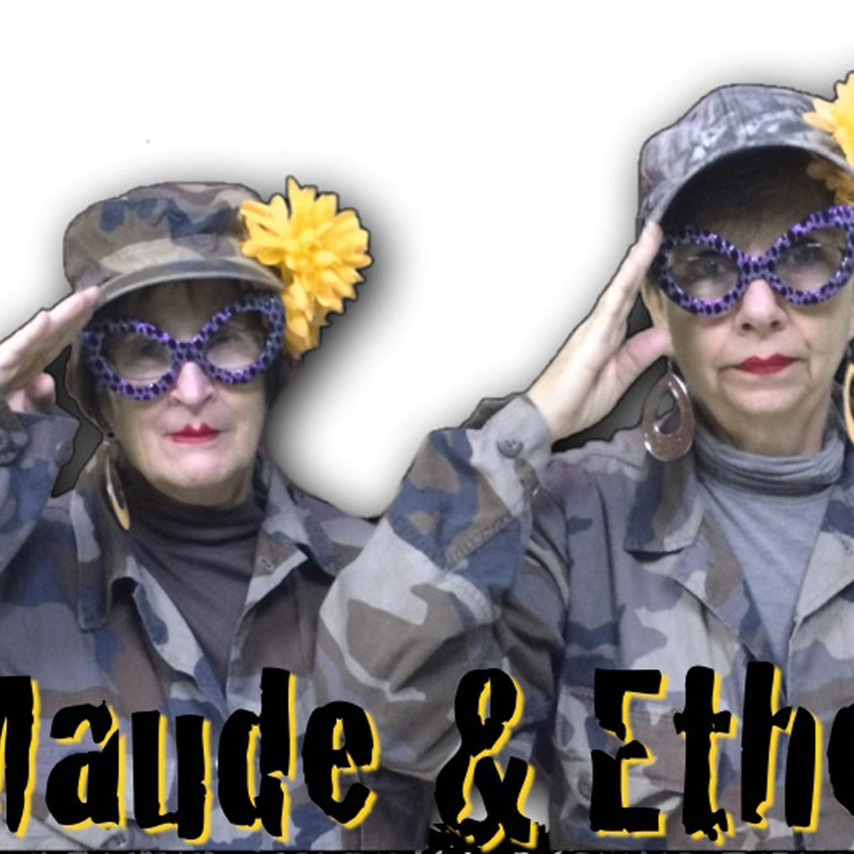 Friday & Saturday: Maude and Ethel go to Boot Camp | News