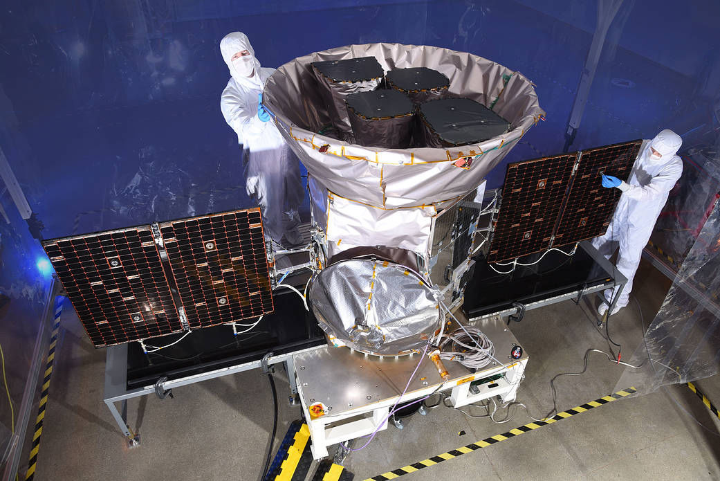 NASA's newest planet hunter will launch Monday night — if all goes well