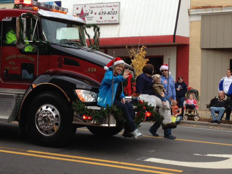 Marion Christmas parade set for Sunday