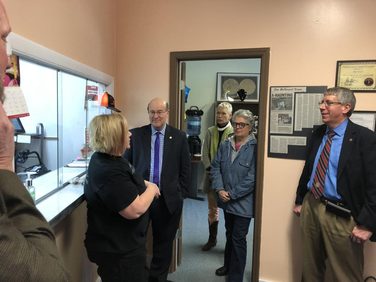 M&D Paranormal joins McDowell Chamber