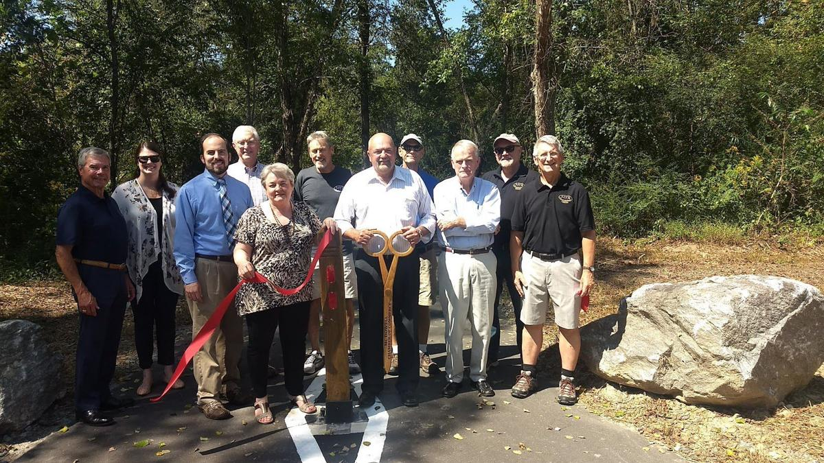 Third phase of the Catawba River greenway now open