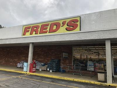 Fred's store in Marion, others to close next month