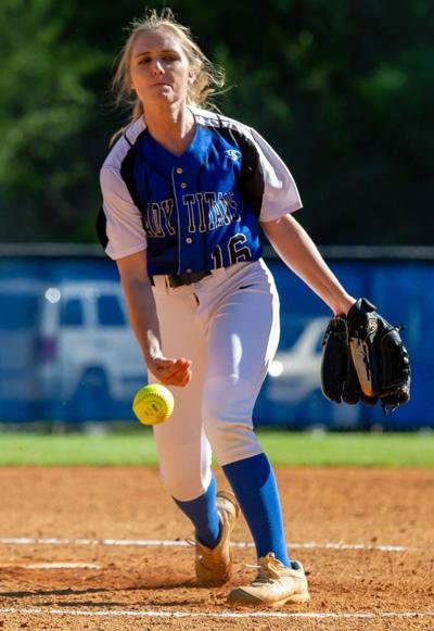 Lady Titans visit Lake Norman in 1st round of softball playoffs