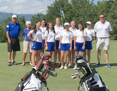 Mhs Golf Lady Titans Have High Hopes For 2016 Campaign Sports