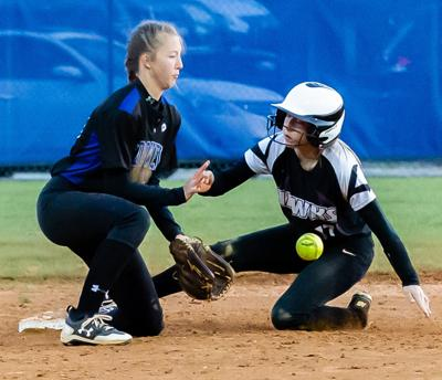 Late-winter woes continue for Lady Titans softball team