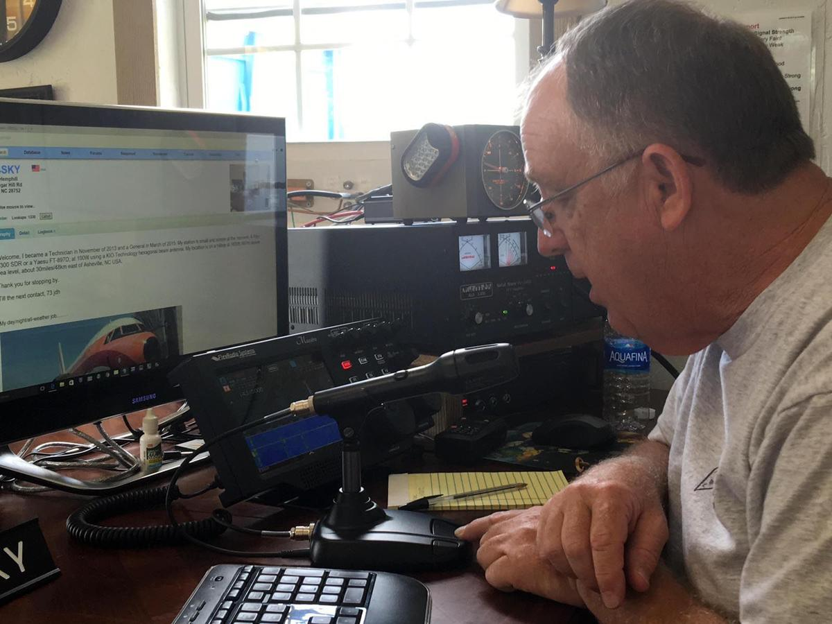 McDowell Amateur Radio Association participates in National Field Day