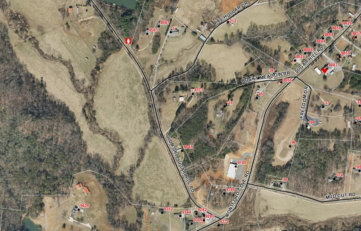 Alert: Old Fort Sugar Hill Road closure on March 12