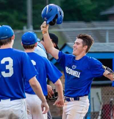 Grand finale: Post 56 Juniors use long ball to sweep Rutherford County