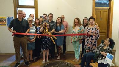 McDowell Chamber cuts ribbon for Peoples Home Equity