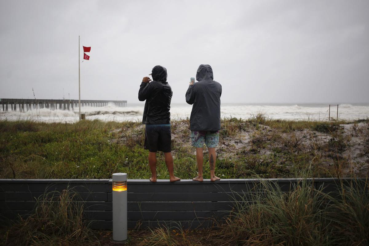 Category 4 Michael makes landfall in Florida