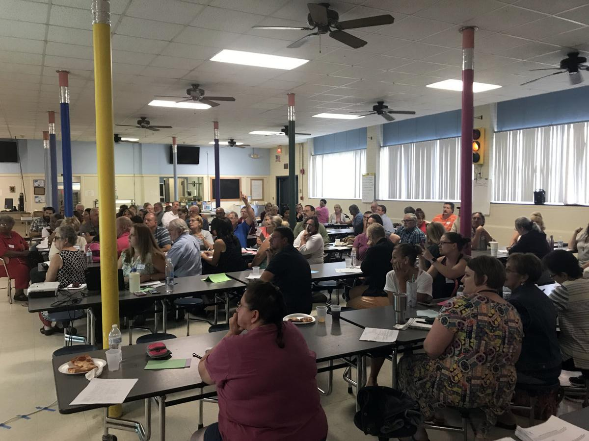 Old Fort Community Forum: McDowell leaders talk vision, passion for Old Fort