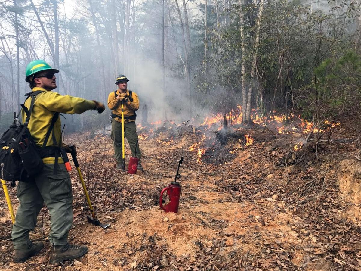 200-acre wildfire fully contained