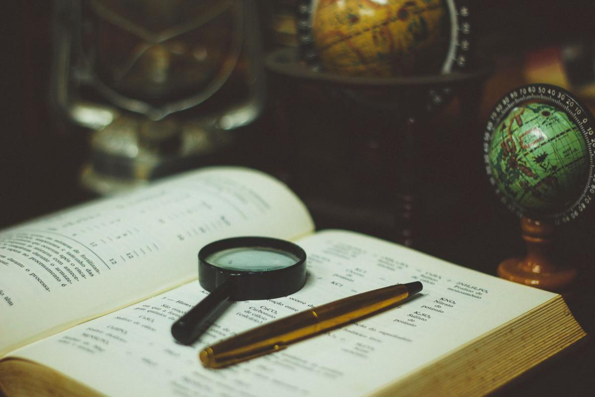 1. Data detective