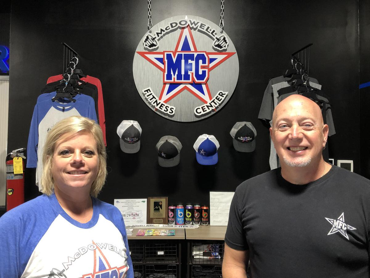 McDowell Fitness Center seeks to make you stronger, healthier
