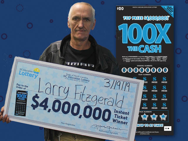 Instant millionaire: McDowell man to buy dream home with lottery