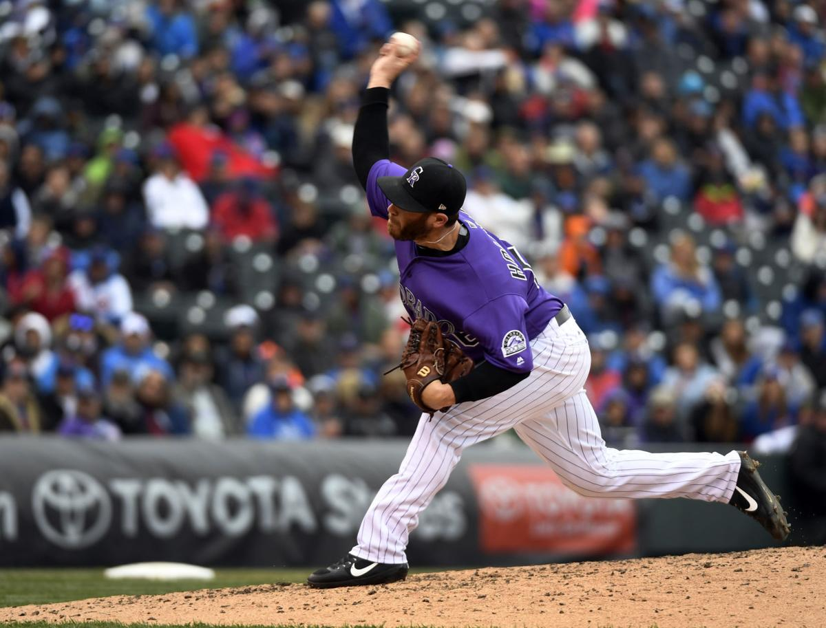 Commentary: Holland, Rockies poised for postseason run?