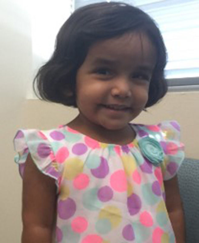 A toddler was sent outside at 3 a.m. as 'punishment.' Then she disappeared.