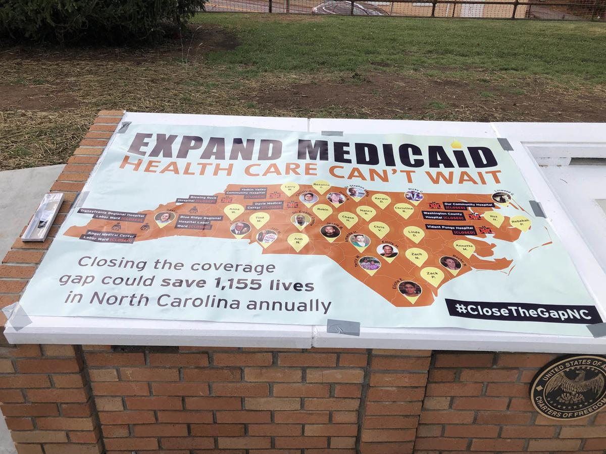 Vigil for health care, Medicaid expansion held in Marion | News