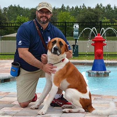Rusty's Legacy joins forces with K9s for Warriors