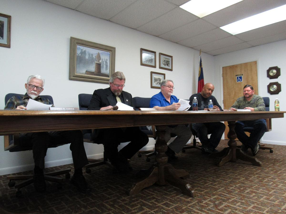 Old Fort Board of Aldermen: Cemetery maintenance a topic at Monday meeting