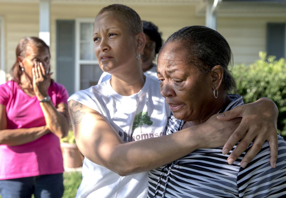 Family mourns shooting victim