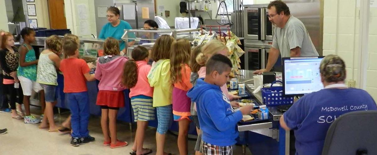 Elementary school meal program shows early success