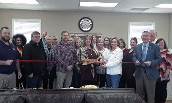 McDowell Chamber welcomes Mountain Lake Realty