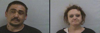 Deputies arrest two after truck reported stolen