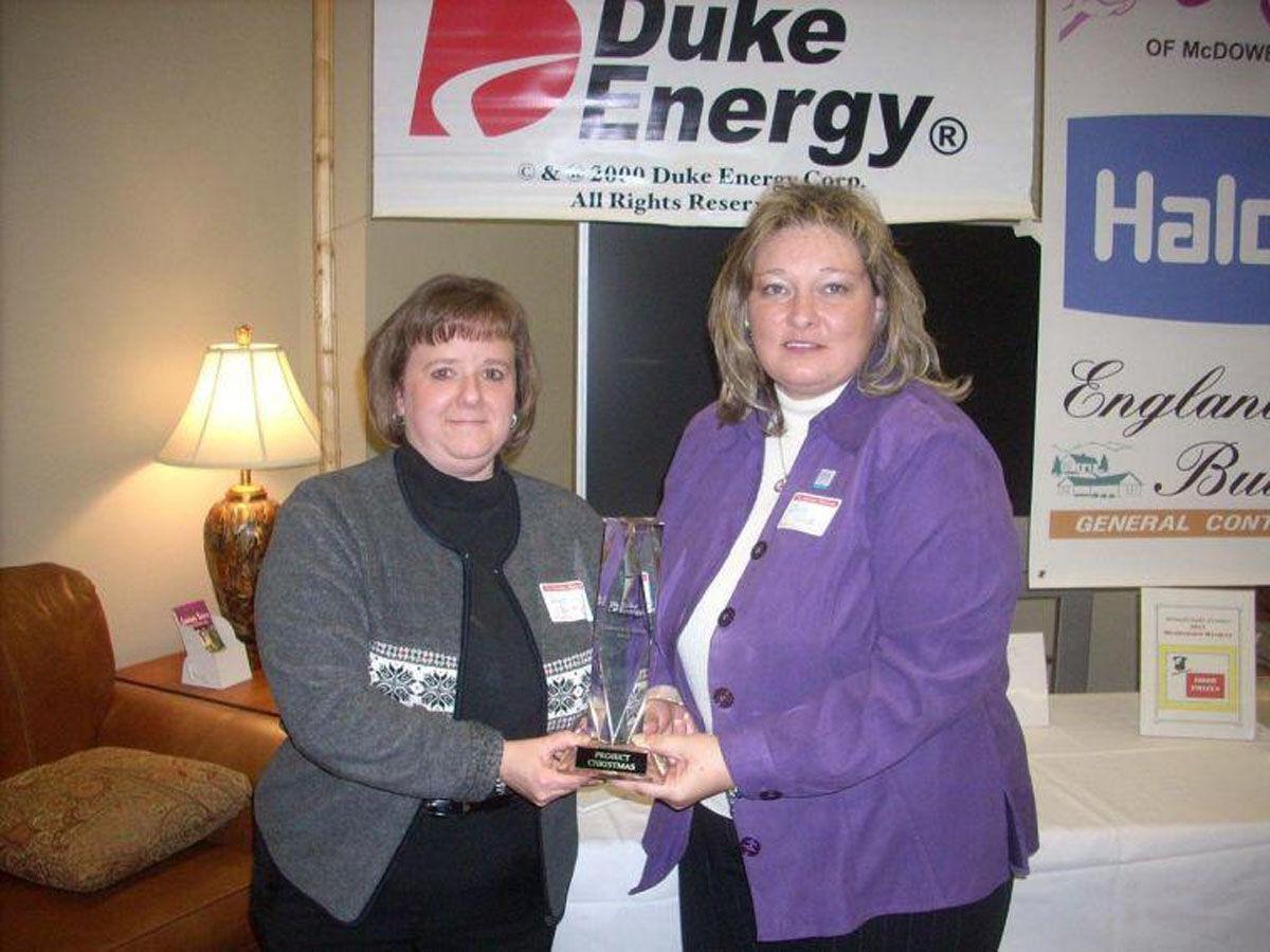 Richelle duke energy award.jpg