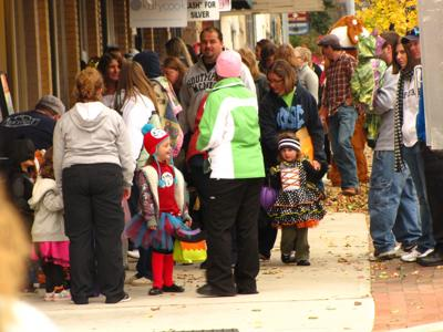MHS, downtown Marion to hold Halloween events