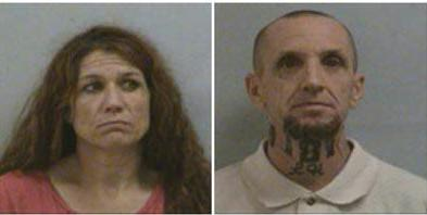 Report: Old Fort pair face meth charges