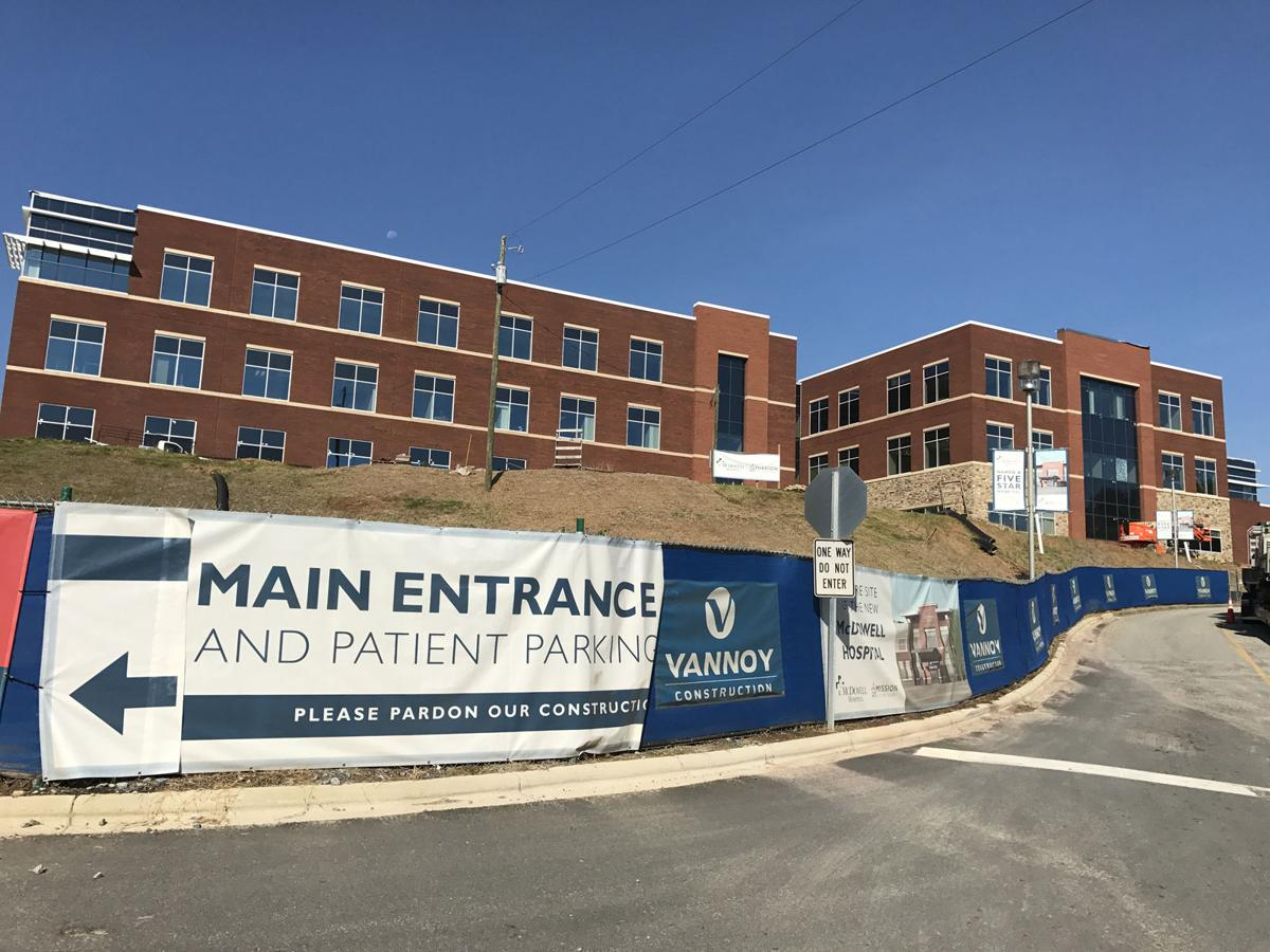 McDowell Hospital earns 'A' for patient safety