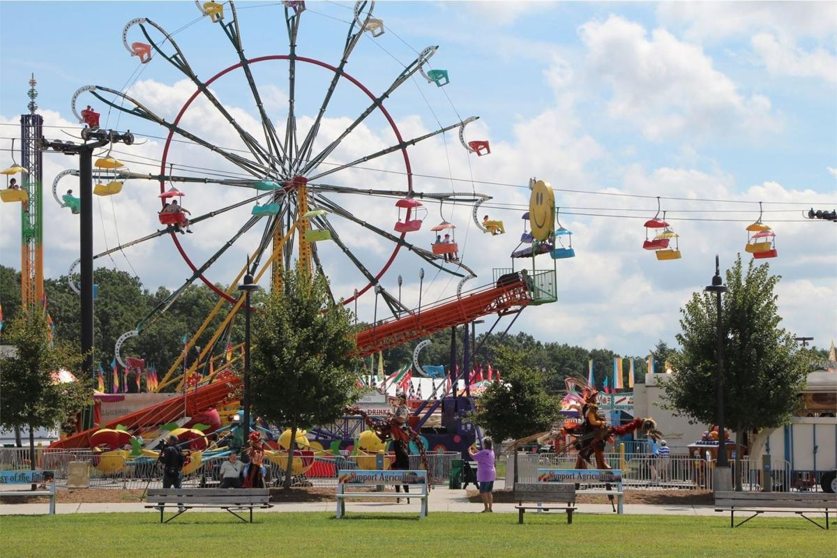 N.C. Mountain State Fair opens Friday in Fletcher