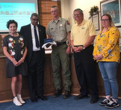 Marion honored as a 30-year Tree City USA