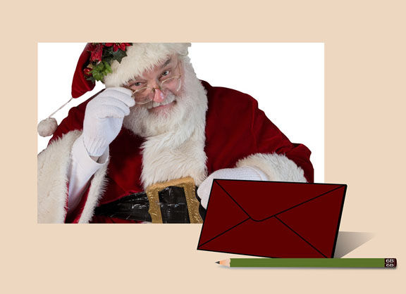 Scott Hollifield: Dear Santa, it's me again for the 52nd time