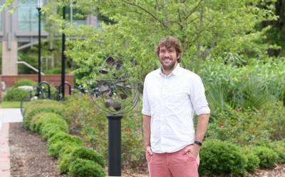 Marion native making his mark in neuroscience