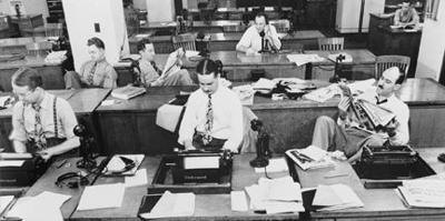Scott Hollifield: Monkey Action News Team bureau chief considers relaxing workplace dress code
