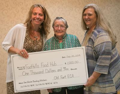 Food Hub fund-raising event honors Glovier