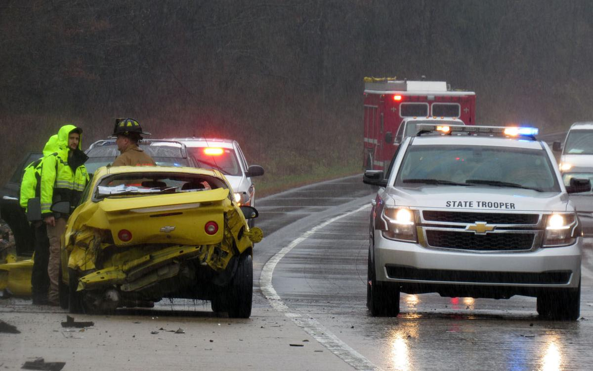Multiple collisions, wrecks on I-40 in Old Fort | Local News