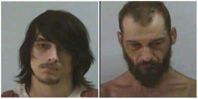 McDowell duo charged in vehicle theft