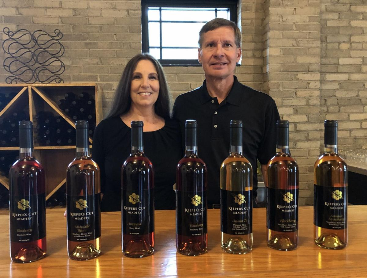 Keeper's Cut Meadery opens in Marion's Depot District