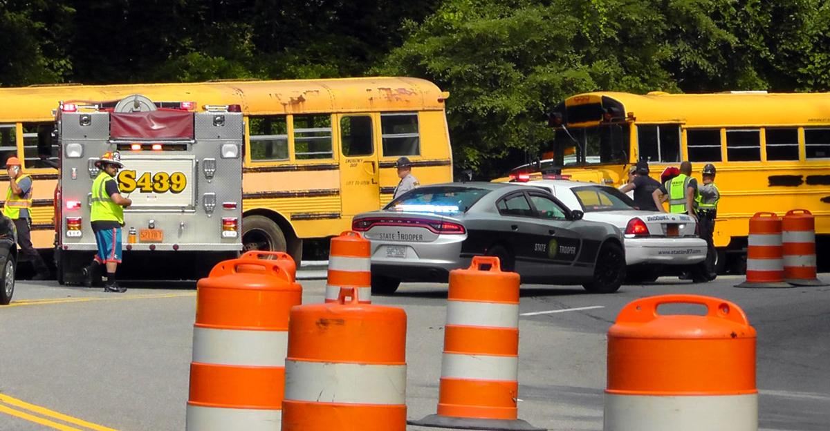 2 sent to trauma center in bus accident (UPDATE) | News