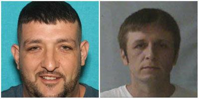 Fugitive found after car, foot chase: Second suspect charged after vehicle pursuit